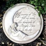 """memorial stone, memory stone"""